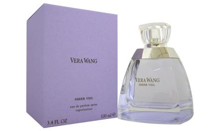 Vera Wang Sheer Veil Eau de Parfum 100ml Spray for Women