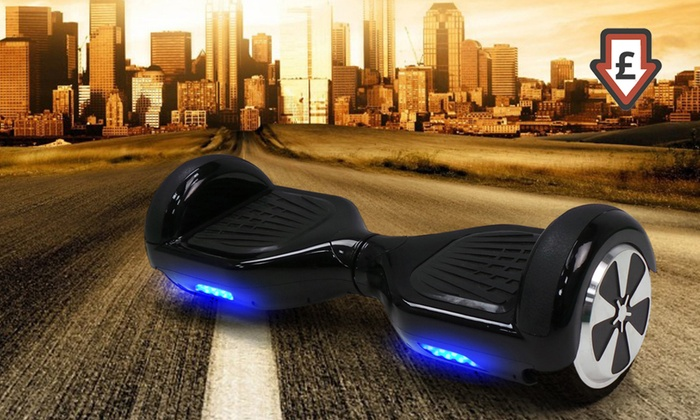 Viron E-Balance Hoverboard in Choice of Colour With Free Delivery From £179.99