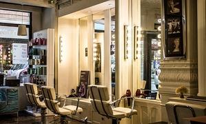 Cabello Moda & Paco Cabello: Sesión de peluquería con corte y con opción a tinte y/o mechas desde 19,95 € en Cabello Moda & Paco Cabello. 5 centros
