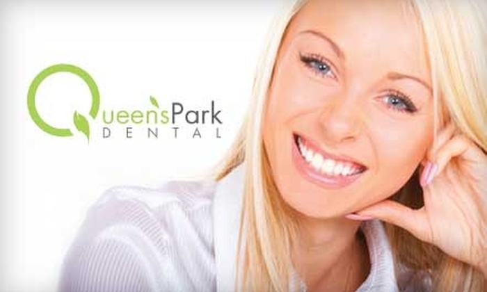 Queen's Park Dental - Uptown: $99 For a Teeth Exam, Cleaning, and X-rays ($298.90 Value) at Queen's Park Dental in New Westminster