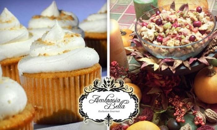 Ambrosia Bella - Pleasant: $5 for $12 Worth of Coffee and Café Cuisine at Ambrosia Bella