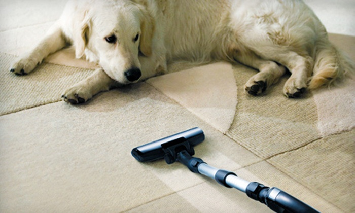 Steam Solutions - Ogden: Carpet Cleaning in Three Rooms or an Entire House from Steam Solutions (Up to 54% Off)