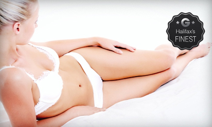 Allure Hair Lounge - Dartmouth Centre: Six IPL Hair-Removal Treatments on a Small or Medium Area or the Brazilian Area at Allure Hair Lounge (Up to 78% Off)