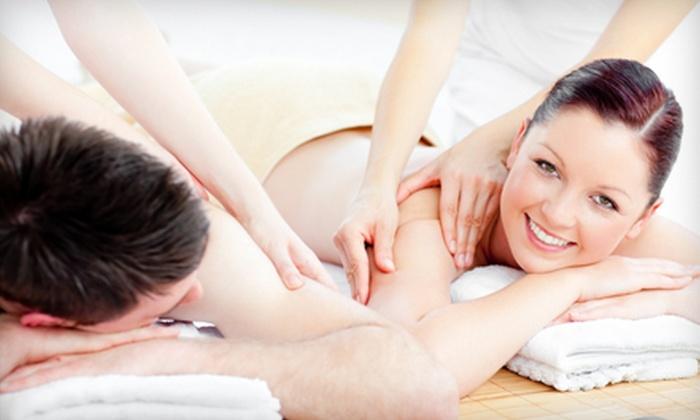 Harmonious Lyfe Spa - Multiple Locations: Swedish, Deep-Tissue, or Sports Massage or Couples Massage at Harmonious Lyfe Spa (Up to 65% Off)