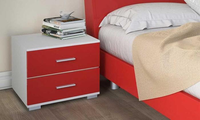 Comodino per camera da letto | Groupon
