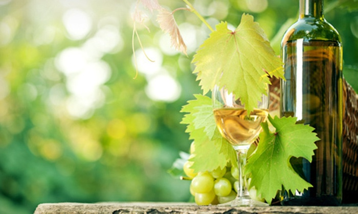 Chesapeake Bay Wine Festival - Erie: $29 for a Chesapeake Bay Wine Festival Visit at Bay Bridge Marina in Stevensville on May 5 or 6 ($60 Value)