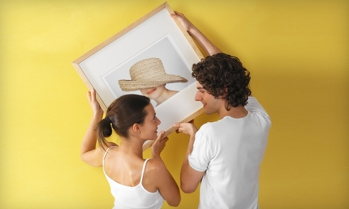 Jackson Junge Gallery - Wicker Park: $49 for $110 Worth of Custom Framing Services at Jackson Junge Gallery