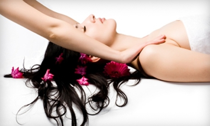 Calistoga Massage Center & Day Spa - Calistoga: $42 for a One-Hour Swedish Massage ($85 Value), Plus 20% Off a Facial at Calistoga Massage Center & Day Spa