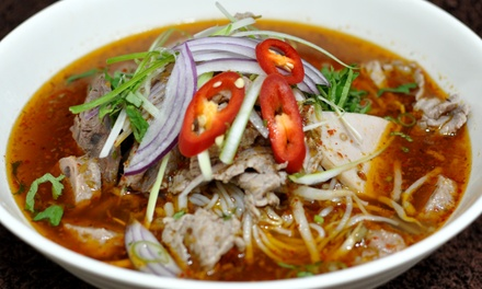 $20 to Spend on Vietnamese Food and Drinks at Southern Star Restaurant Clarkson