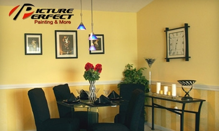 Picture Perfect Painting & More - Louisville: $70 for a One-Room Paint Job from Picture Perfect Painting & More ($200 Value)