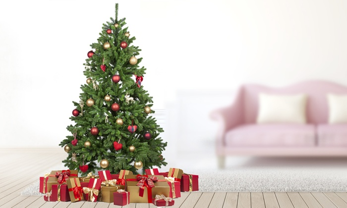 Christmas Trees | Groupon Goods