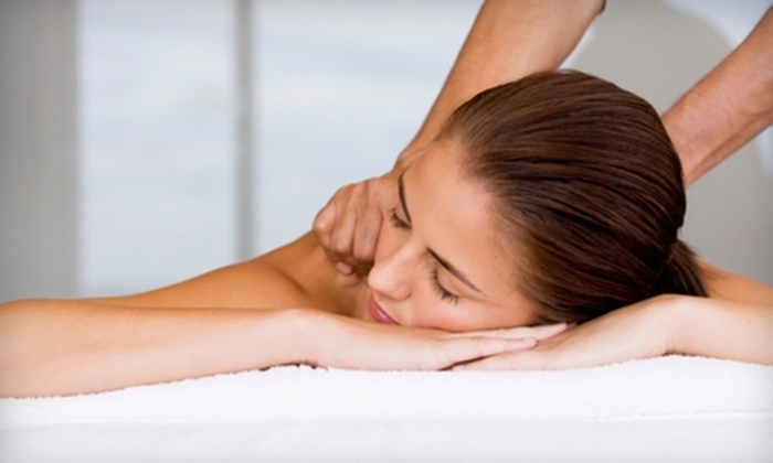 Just Relax Therapeutic Body Work - Stockton: $40 for 45-Minute Massage and Exfoliating Scrub at Just Relax Therapeutic Body Work ($85 Value)