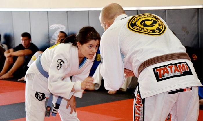 RMNU South Tampa Brazilian Jiu-Jitsu - Virginia Park: 5 or 10 Classes, or One Month of Unlimited Classes at RMNU South Tampa Brazilian Jiu-Jitsu (Up to 86% Off)