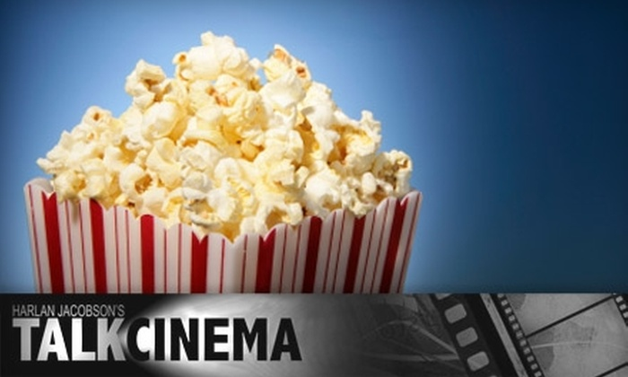 Talk Cinema - Multiple Locations: $20 for Two Tickets to a Talk Cinema Screening in Niles or Chicago ($40 Value)
