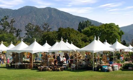 Los Angeles County Arboretum & Botanic Garden: GROW! A Garden Fesitival on Fri., May 4th at 5PM - Los Angeles County Arboretum & Botanic Garden in Arcadia