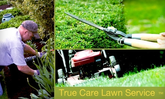 True Care Lawn Service - Indianapolis: $35 for $70 Worth of Lawn Work from True Care Lawn Service