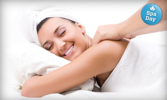 Element 5 Massage Therapy - Central Area: One-Hour Massage at Element 5 Massage Therapy. Two Options Available.
