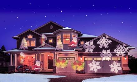 Christmas LED Projector Light
