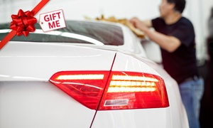 City Hand Car Wash And Detailers: Full Car Detail Package for 1 ($85) or 2 Cars ($159) at City Hand Car Wash and Detailers, West Perth (Up to $480 Value)