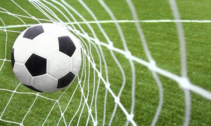 La Liga Indoor Soccer - La Liga Indoor Soccer: One-Week Youth Soccer Camp for Kids Ages 4-9 at La Liga Indoor Soccer (50%Off)
