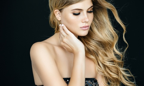 $173 for Hair Extension Application w/ Cut & Style from Theresa at Mane Salon & Social House ($400 Value) 1246c651-71e9-4b2f-8cc4-8dfee57dcaa7