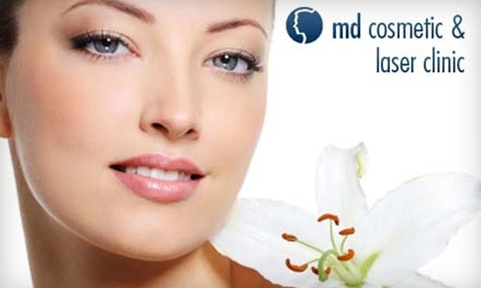 MD Cosmetic & Laser Clinic - Mill Lake: $99 for PhotoFacial Rejuvenation Treatment at MD Cosmetic & Laser Clinic ($400 Value)