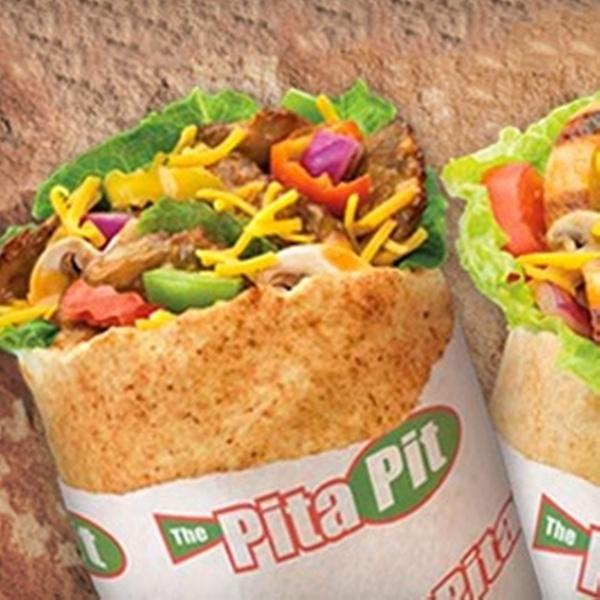 photo relating to Pita Pit Printable Menu called Pita Pit