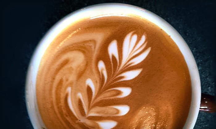 Claddagh Coffee - West Seventh: Punch Card for 10 Signature Espressos or 5 Espressos and 5 Paninis at Claddagh Coffee in St. Paul (Up to 58% Off)