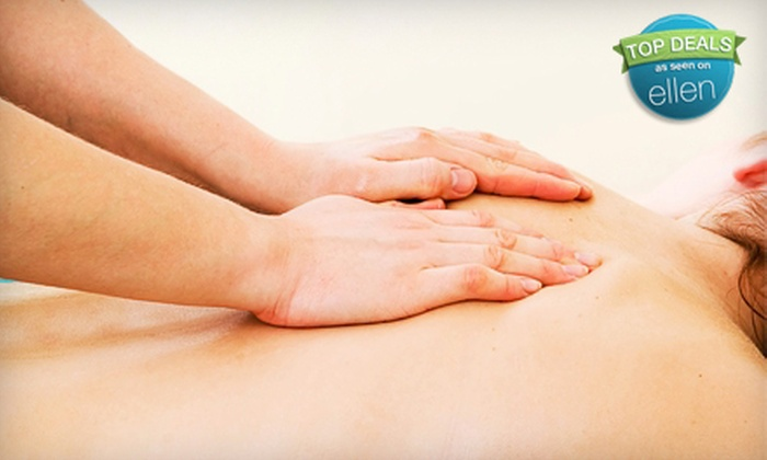 Handworks Massage LLC - Eastside: $75 for Two 90-Minute Therapeutic Massages at Handworks Massage LLC in East Lansing (Up to $160 Value)