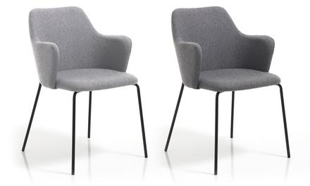 Set di 2 sedie Sonia