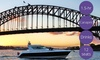 Syd Dream Boats: Vivid Cruise Charter