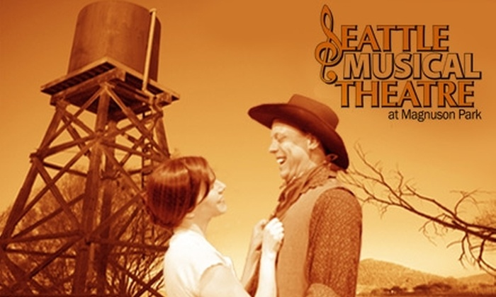 "Seattle Musical Theatre - Sand Point: $15 Ticket to ""110 in the Shade"" at Seattle Musical Theatre"