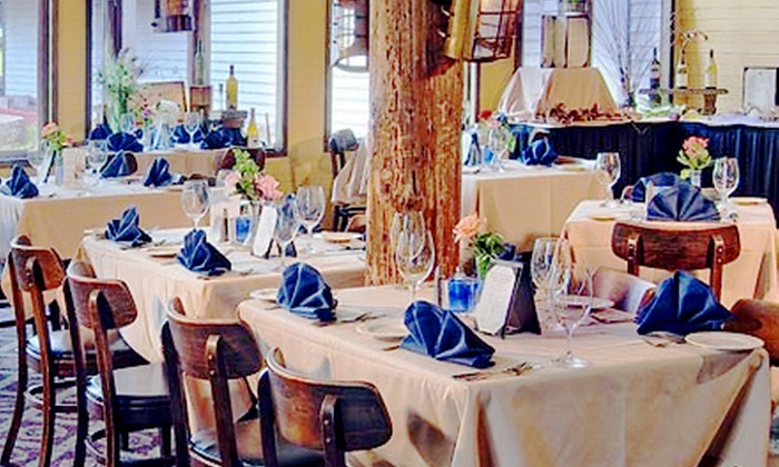Afton House Inn - Afton: $20 for $40 Worth of Fine Dining at Afton House Inn