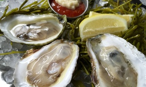 London Lennie's: Chef's Pick Oysters and Champagne for 2 at London Lennie's (41% Off).