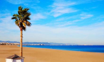 Valencia: hasta 14 noches para 2, 3 o 4 personas con desayuno buffet en el Hotel Benetússer 4*