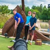Adventure Golf: Child (£2.50) or Adult (£4)