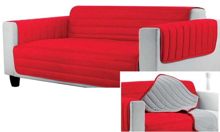 jet de canap ou de fauteuil groupon. Black Bedroom Furniture Sets. Home Design Ideas