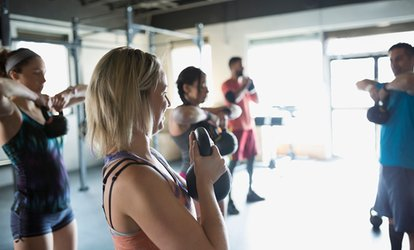 $20 for $40 Worth of <strong>Personal</strong> Training Sessions at any Gym on SPLITFIT
