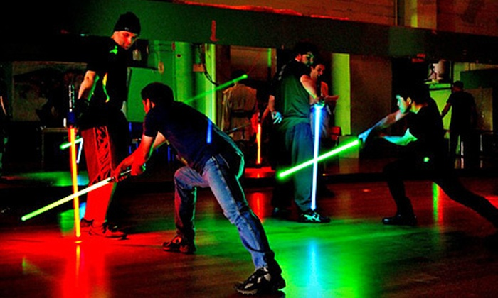 Golden Gate Knights - Golden Gate Knights: $39 for Four Lightsaber Stage-Combat Classes for Two at Golden Gate Knights ($80 Value)
