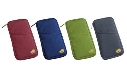 Reisportefeuille in verschillende kleuren vanaf € 7,99 gratis levering, tot korting.