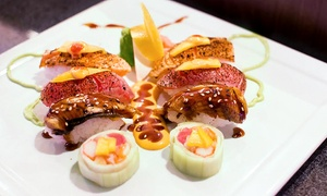 Mango Factory: Japanese Cuisine for Two or Four at Mango Factory (45% Off)