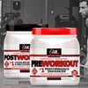 Advanced Molecular Labs Pre- and Post-Workout Supplements