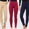 Style Clad Women's Trouser Pants with Pockets. Plus Sizes Available.