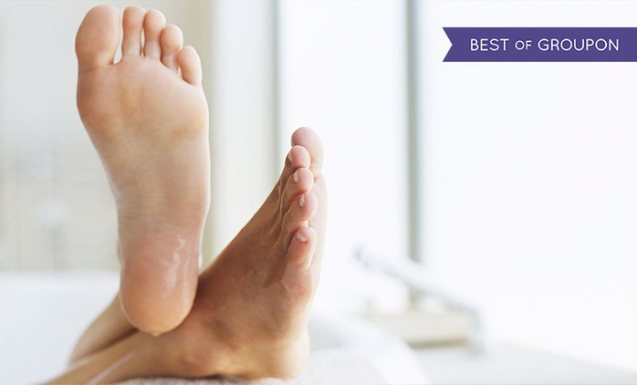 Intensive Pedicure and Foot Callus Treatment for at Enzo Beauty (63% Off)