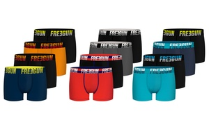 Pack de boxers pour homme Freegun
