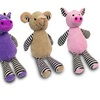 Bow Wow Pet Popcorn Spring Time Farm Pals (4-Pack)