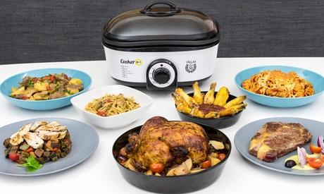 Robot de cocina 8 en 1 Cecotec