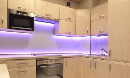 Tiras de luz LED de 220V