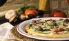 Via Vico Pizza Expressa - Campinas: Via Vico Pizza Expressa – Sousas: jantar com entrada, pizza e sobremesa para 2 ou 4 pessoas