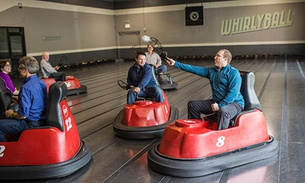 Whirly Ball Up To 40 Off Colorado Springs Co Groupon